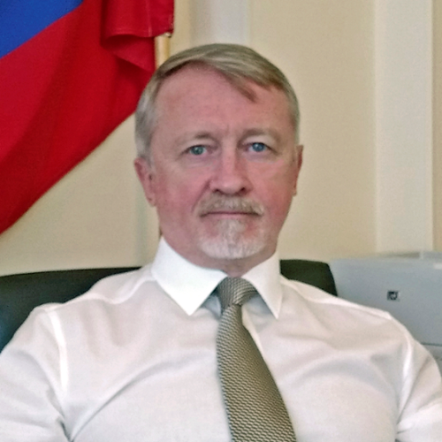 Pavel Ilyin (Trade Representative of the Russian Federation in Hungary)
